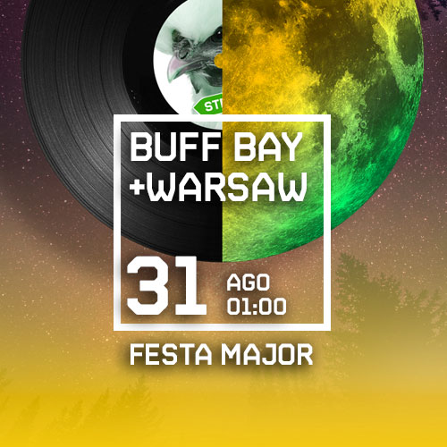 STROIKA SESSIONS AMB DJ WARSAW +BUFF BAY - DS31 AGO'19