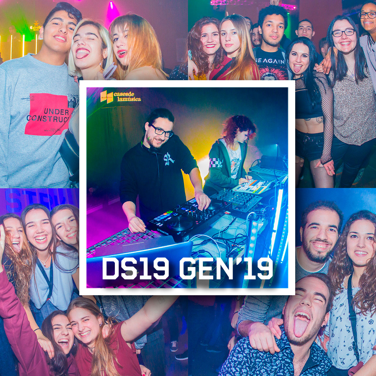 DS19 GEN'19 // STROIKA SESSIONS
