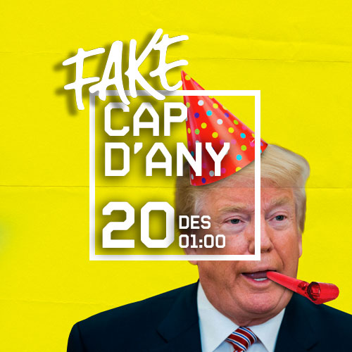 FAKE CAP D'ANY